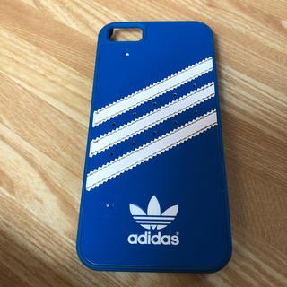 アディダス(adidas)のiPhoneSE ケース(iPhoneケース)