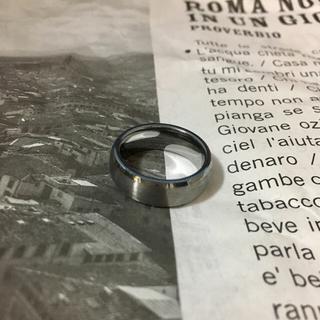 タングステンリング  新品(リング(指輪))