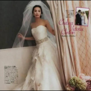 ヴェラウォン(Vera Wang)の最終お値下げ vera wang 三段ベール 3段ベール(ウェディングドレス)