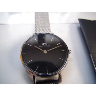 ダニエルウェリントン(Daniel Wellington)のDWの腕時計新品タグ付き箱なし ボーイズタイプ 男女兼用(腕時計(アナログ))