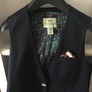 スコッチアンドソーダ(SCOTCH & SODA)のスーツ ベスト 150(ジャケット/上着)