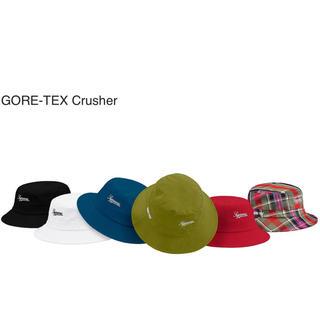 シュプリーム(Supreme)のGORE-TEX Crusher blue (ハット)
