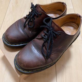 ドクターマーチン(Dr.Martens)のドクターマーチン 4ホール レディース イギリス製(ローファー/革靴)