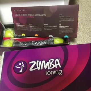 ズンバ(Zumba)のZUMBA toning(その他)