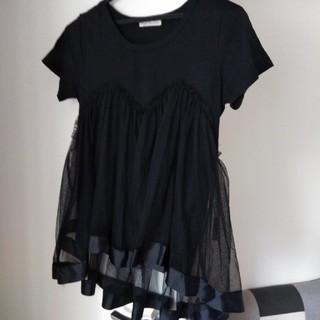 ThreeFourTime - スリーフォータイム threefourtime チュール Tシャツ