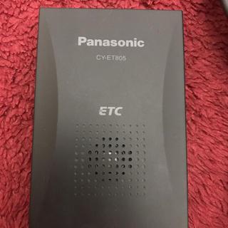 パナソニック(Panasonic)のETC Panasonic CY-ET805(ETC)