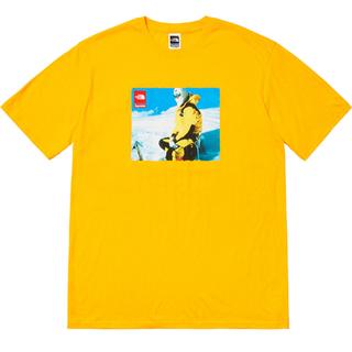 シュプリーム(Supreme)のSupreme TNF photo tee (Tシャツ/カットソー(半袖/袖なし))