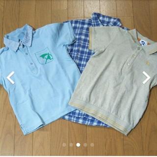 アーノルドパーマー(Arnold Palmer)のりんご組様ポロシャツのみ(Tシャツ/カットソー)