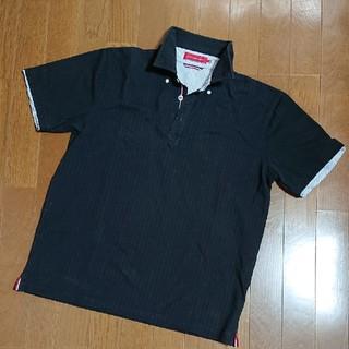 メンズ 半袖 ポロシャツ LLサイズ(ポロシャツ)