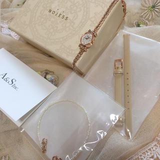 NOJESS - 美品 ノジェス クリスマス限定品 腕時計