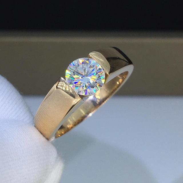 18k 🉐🉐ローズゴールド 男女💍 レディースのアクセサリー(リング(指輪))の商品写真