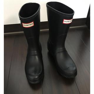 ハンター(HUNTER)のミー様専用 HUNTERオリジナルショートブーツ US6(レインブーツ/長靴)
