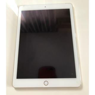 アップル(Apple)のiPadAir2 ゴールド Wi-Fi+Cellular 16GB(タブレット)
