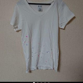 エックスガール(X-girl)のTシャツ エックスガール X-girl(Tシャツ(半袖/袖なし))