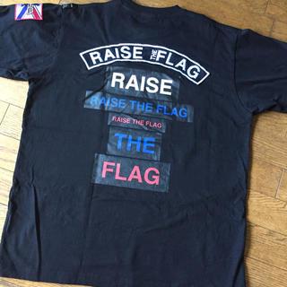 サンダイメジェイソウルブラザーズ(三代目 J Soul Brothers)のJSB raise the flag Tシャツ(Tシャツ/カットソー(半袖/袖なし))