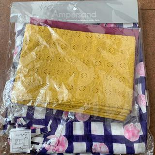 アンパサンド(ampersand)の専用    アンパサンド   浴衣   110   新品(甚平/浴衣)