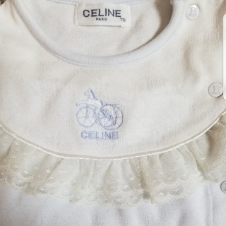 celine - セリーヌ ロンパース 70