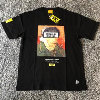 ヴァンキッシュ(VANQUISH)のFR2 smoking kills ゴッホ tシャツ 印象主義 M(Tシャツ/カットソー(半袖/袖なし))