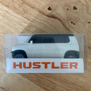 スズキ(スズキ)のSUZUKI ハスラー プルバックカー  非売品(ミニカー)