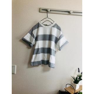 ナノユニバース(nano・universe)のナノユニバース★昨年購入ゆるTシャツ(Tシャツ(半袖/袖なし))