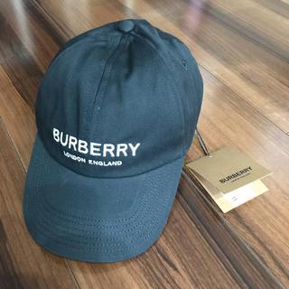 バーバリー(BURBERRY)のバーバリー ロゴキャップ(キャップ)