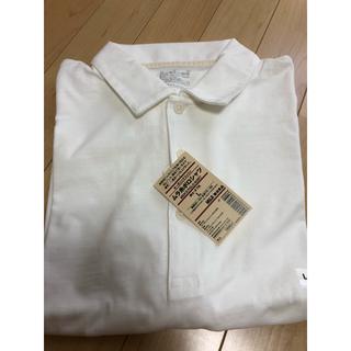 ムジルシリョウヒン(MUJI (無印良品))のminimini様専用 コットンポロシャツ 靴下2セット(ポロシャツ)