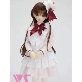 ボークス(VOLKS)のスウィートケーキハットセット/ボークス製/SDサイズ/スーパードルフィー/人形用(その他)