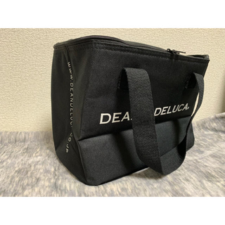 DEAN & DELUCA - DEAN&DELUCA 保冷バッグ 黒