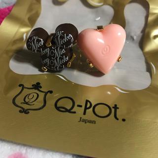 キューポット(Q-pot.)のQ-pot. 指輪(リング(指輪))