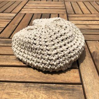 レイビームス(Ray BEAMS)のベレー帽 (ハンチング/ベレー帽)