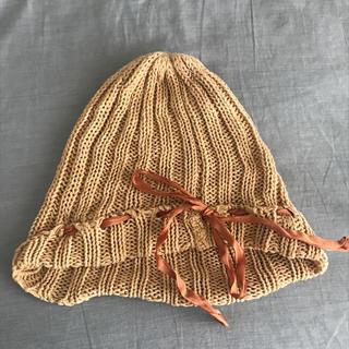 カシラ(CA4LA)のCa4La 帽子 レディース(ハット)