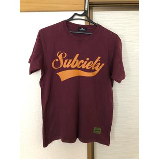サブサエティ(Subciety)のサブサエティー Tシャツ(Tシャツ/カットソー(半袖/袖なし))