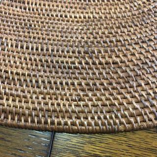ムジルシリョウヒン(MUJI (無印良品))の無印良品 アタ ランチョンマット 4枚(テーブル用品)