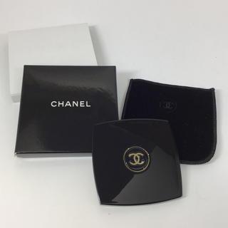 シャネル(CHANEL)のシャネル 携帯用ミラー 片面 ☆美品☆ 6.7cm 手鏡 CHANEL(ミラー)