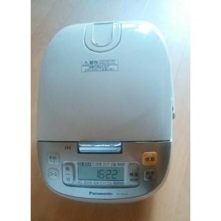 パナソニック(Panasonic)の6/19まで パナソニック IH 炊飯器 5.5合炊き 2011年製(炊飯器)