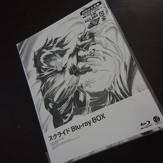 バンダイ(BANDAI)のスクライド Blu-raybox(アニメ)