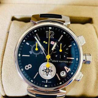 ルイヴィトン(LOUIS VUITTON)のLOUIS VUITTON ルイヴィトン 腕時計 本物保証 Q11BGO(腕時計(アナログ))