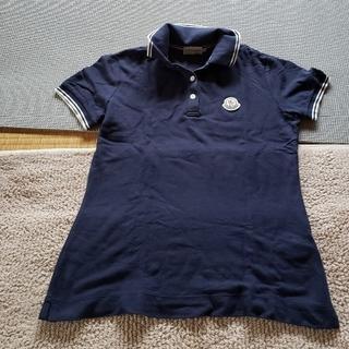 モンクレール(MONCLER)のMONCLER ポロシャツ レディース(ポロシャツ)