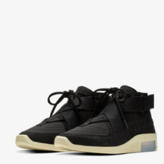 24㎝ NIKE FEAR OF GOD1 RAID BLACK