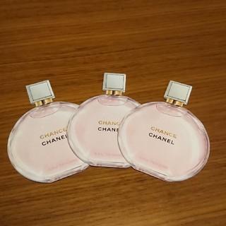 シャネル(CHANEL)のCHANEL チャンス オータンドゥル 香水 ムエット 3枚(その他)