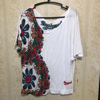 デシグアル(DESIGUAL)のDesigual  ドルマンTシャツ(Tシャツ(半袖/袖なし))