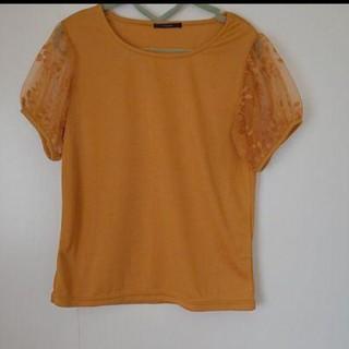 シマムラ(しまむら)の半袖 カットソー Tシャツ(カットソー(半袖/袖なし))