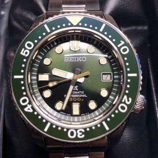 セイコー(SEIKO)のSBDX021 メカニカルダイバーズ50周年記念限定モデル ディープフォレスト(腕時計(アナログ))