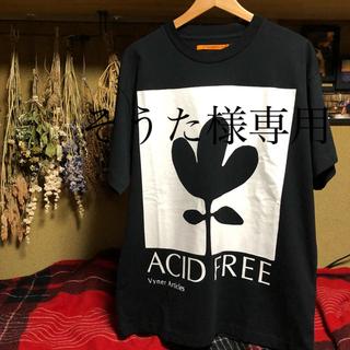 エムエムシックス(MM6)のvyner articles T shirt 吾亦紅 mm6(Tシャツ/カットソー(半袖/袖なし))