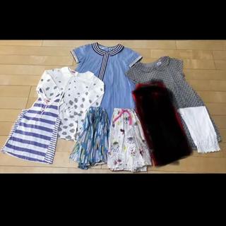 エイチアンドエム(H&M)のboden DPAM H&M キッズ 女児 服 11着 まとめ売り 美品(セット/コーデ)