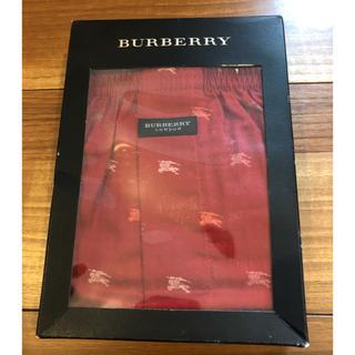 バーバリー(BURBERRY)のBURBERRYバーバリー  トランクス(トランクス)
