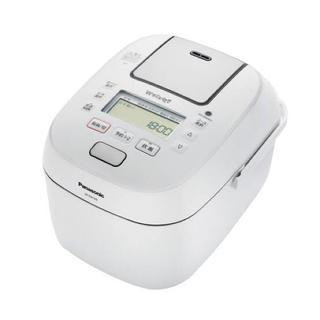 パナソニック(Panasonic)の【最新機種】Wおどり炊き SR-PW109-W 【実売6万円前後】(炊飯器)