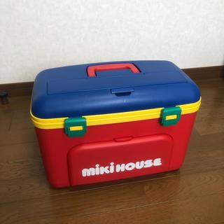 ミキハウス(mikihouse)の即決 非売品 MIKI HOUSE ミキハウス クーラーボックス(その他)