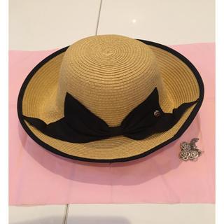 エムズグレイシー(M'S GRACY)のエムズグレイシー帽子(帽子)