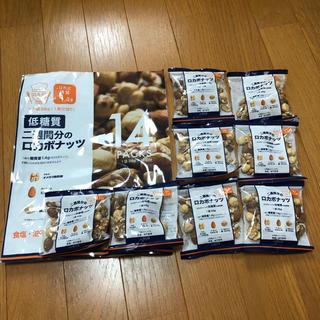 コストコ(コストコ)のコストコ 低糖質 ロカボ ナッツ 28グラム×8袋(ダイエット食品)